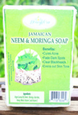 Honey Vera Neem & Moringa  soap