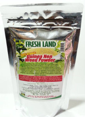 8 oz Guinea Hen Weed Powder