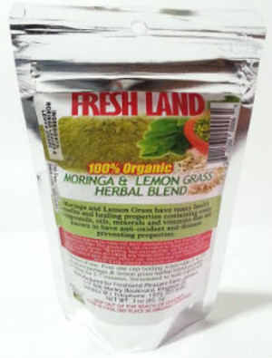 3oz Moringa & Lemongrass Blend
