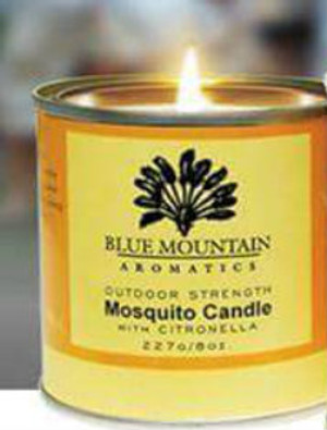 8 oz Mosquito Repellent Candle