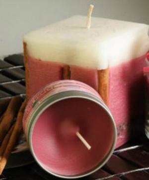 16 oz Island Spice  gourmet candle