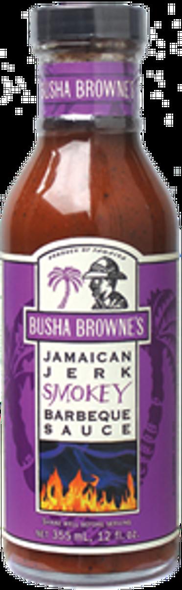 Smokey Jerk BBQ Sauce