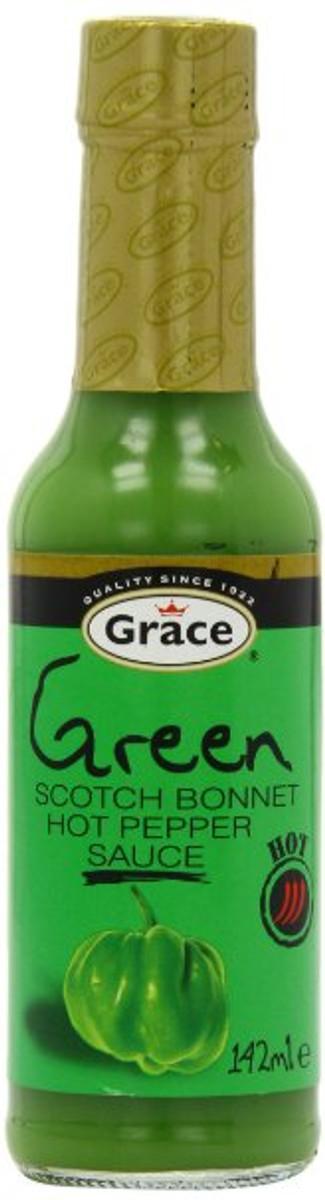 Grace Green Pepper Sauce