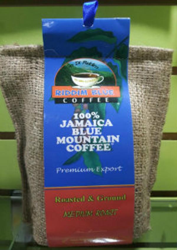 Riddim Blue 2oz Ground coffee