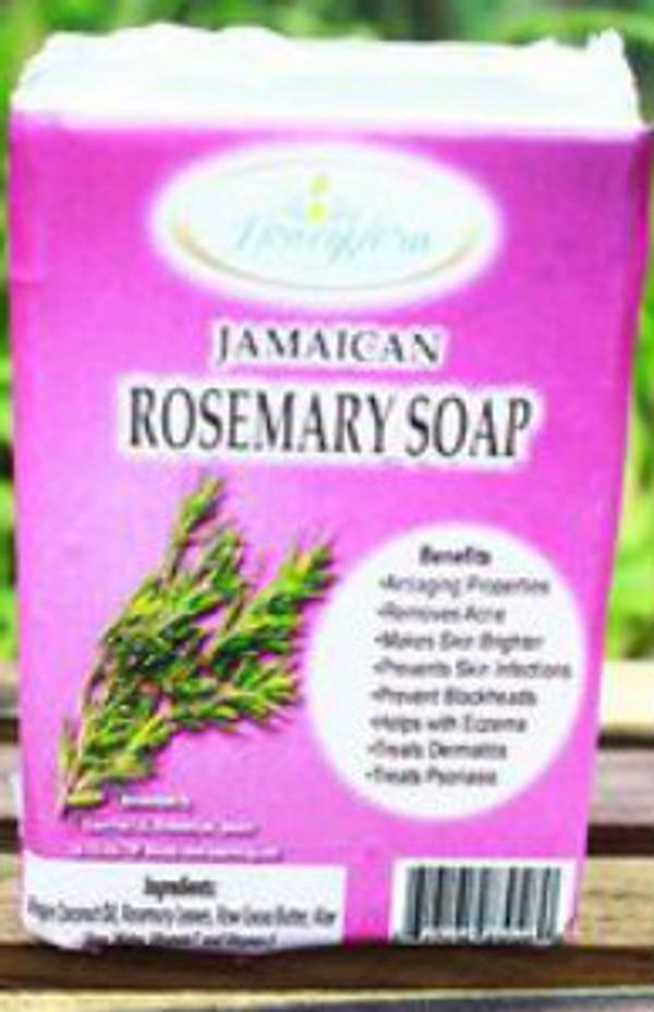 Honey Vera Rosemary  soap