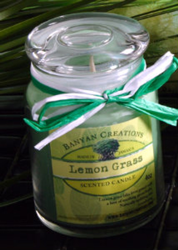 4 oz Scented candle in jar