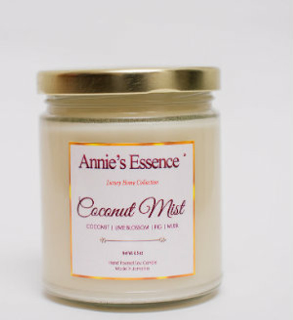 Annie's Scented candles
