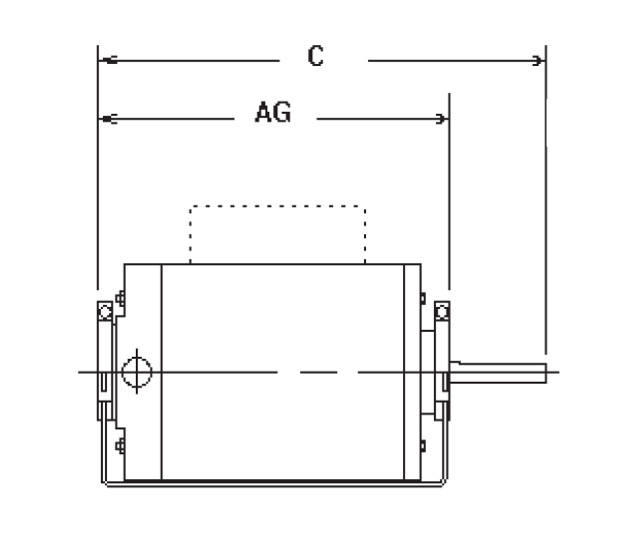 AG__77528.1467827232?c=2 te108 three phase tefc general purpose motor 1 5 hp csh electric