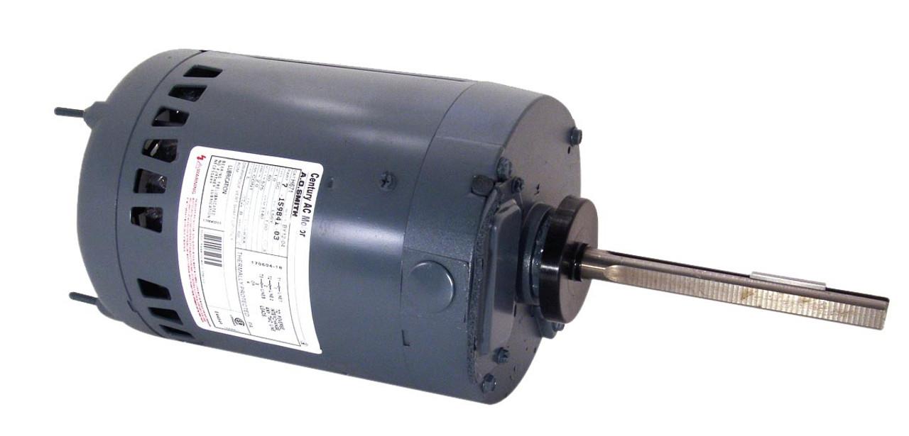 H667 56 Frame Condenser Fan Motor 1 Hp