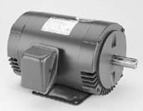 Y487 Two Speed One Winding Variable Torque Three Phase 5/1.25 HP