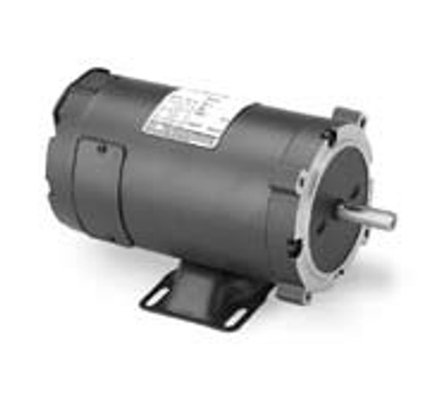 Z605 DC Permanent Magnet SCR Totally Enclosed Motor 1/3 HP