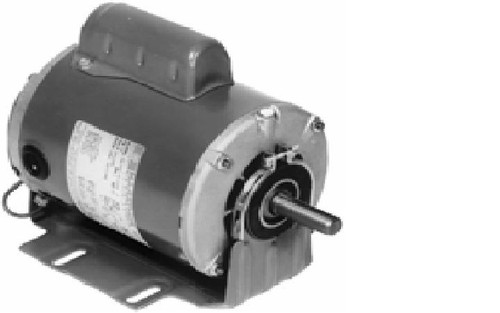 B319 Single Phase Dripproof Resilient Base 3/4 HP