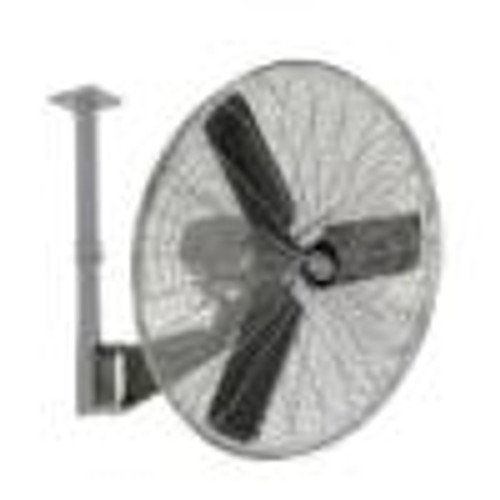 CA24WC Non-Oscillating 24 Wall/Ceiling Mount Fan