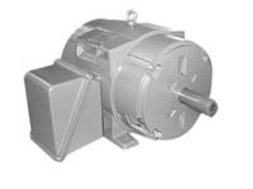 E627 Three Phase ODP Rigid Base Motor 50 HP