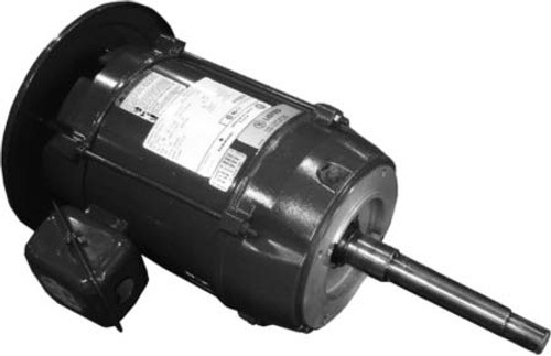FF100E1EV 3 Phase ODP Fire Pump Motor 100 HP