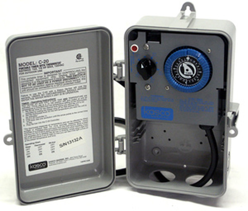 C-20 Kasco Time/ Temp Control