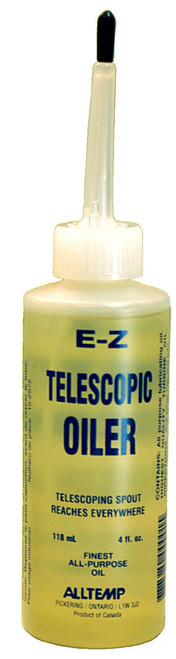 10-Zs75 E-Z Telescopic Oiler 4Oz Bottle All Purpose Industrail O