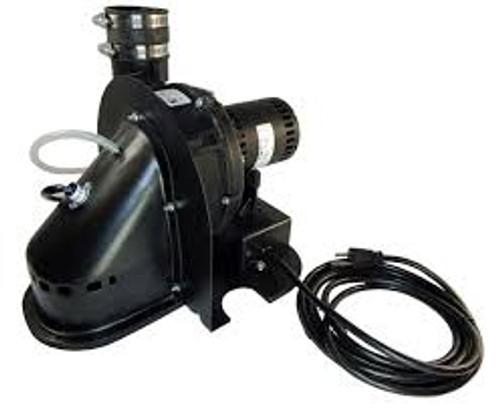 Rheem Hot Water Heater Exhaust Draft Inducer Blower # 7021-10979, AP13605-3 Fascp # A994
