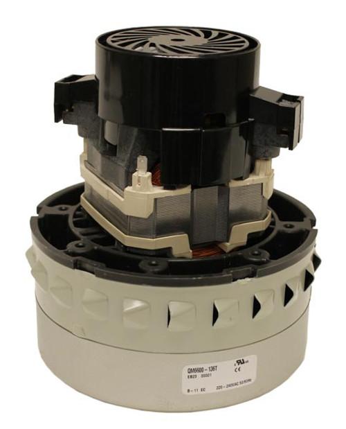 QM6600-136T-MP-01 Vacuum Motor 240V