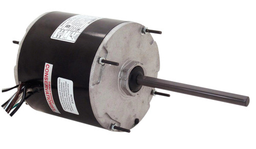 5FE1054S 1/2 HP, 1625 RPM, 1-Speed Century Condenser Motor