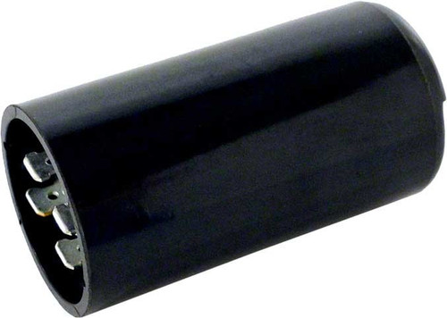 092A064B250AC1A  (64C-1-USA) 64UF-77UF 250 VAC Motor start Capacitor (Round)