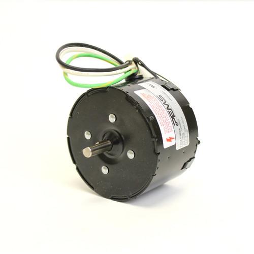 "3.3"" Diameter Qmark Marley Electric Motor 1/60 hp; 1550 RPM 120V # 7163-9763A"