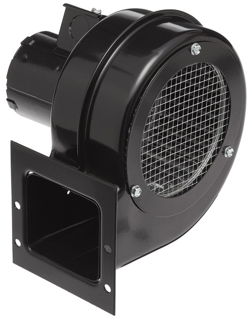 50755-D230 Centrifugal Blower with Sleeve Bearing, 1600 rpm, 208-230V, 50/60Hz, 0.51 amps