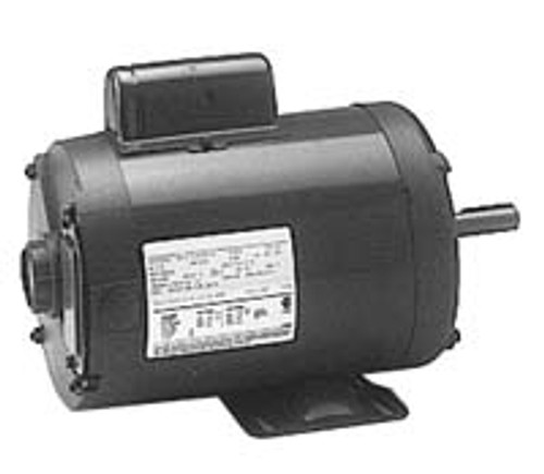 B172 Capacitor Start Rigid Base Motor 1/2 HP