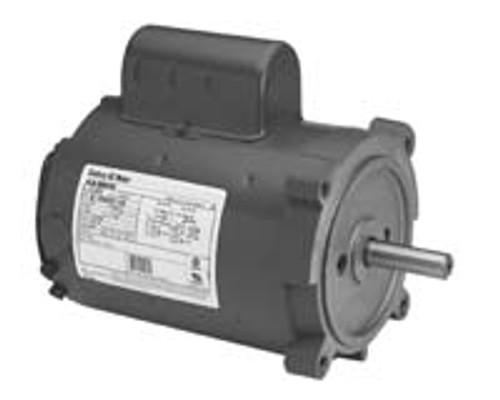 B420 Capacitor Start TEFC C-Face Motor 1/3 HP