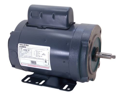 B584 Milk Pump Farm Motors 1/2 HP