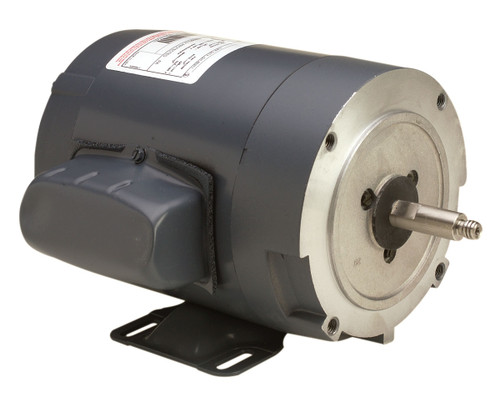 B587 Milk Pump Farm Motors 1/2 HP