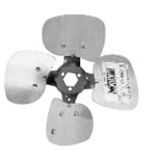 4C1019CW Four Wing Interchangeable Hub Condenser  Fan Bla