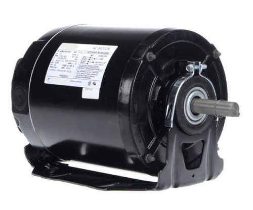 1/2 hp 1725 RPM 56 Frame 115/208-230V Belt Drive Blower Motor Century # ARB2054L3
