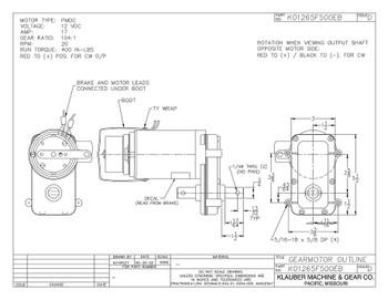 wiring diagram for 1996 club car 48 volt k01265 f500 klauber gear motor k01265f500 csh electric f500 wiring diagram #6