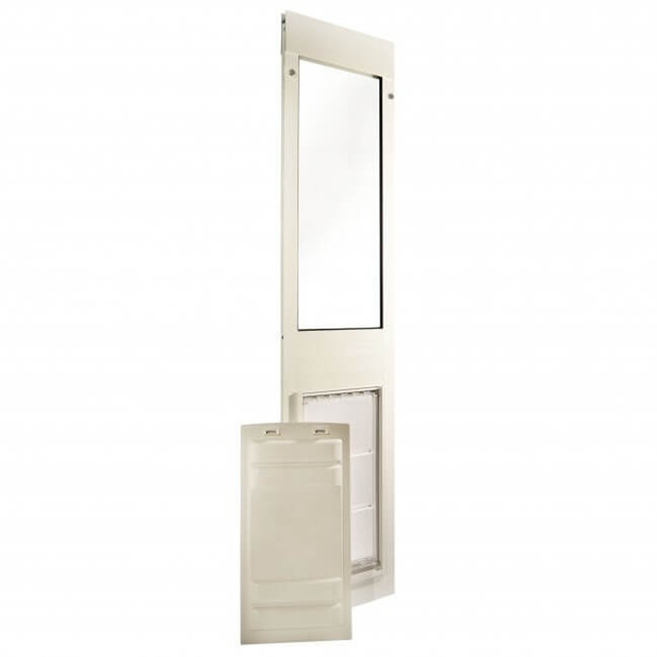 Thermo Panel 3e Endura Flap doggy doors are weather tight and install in minutes