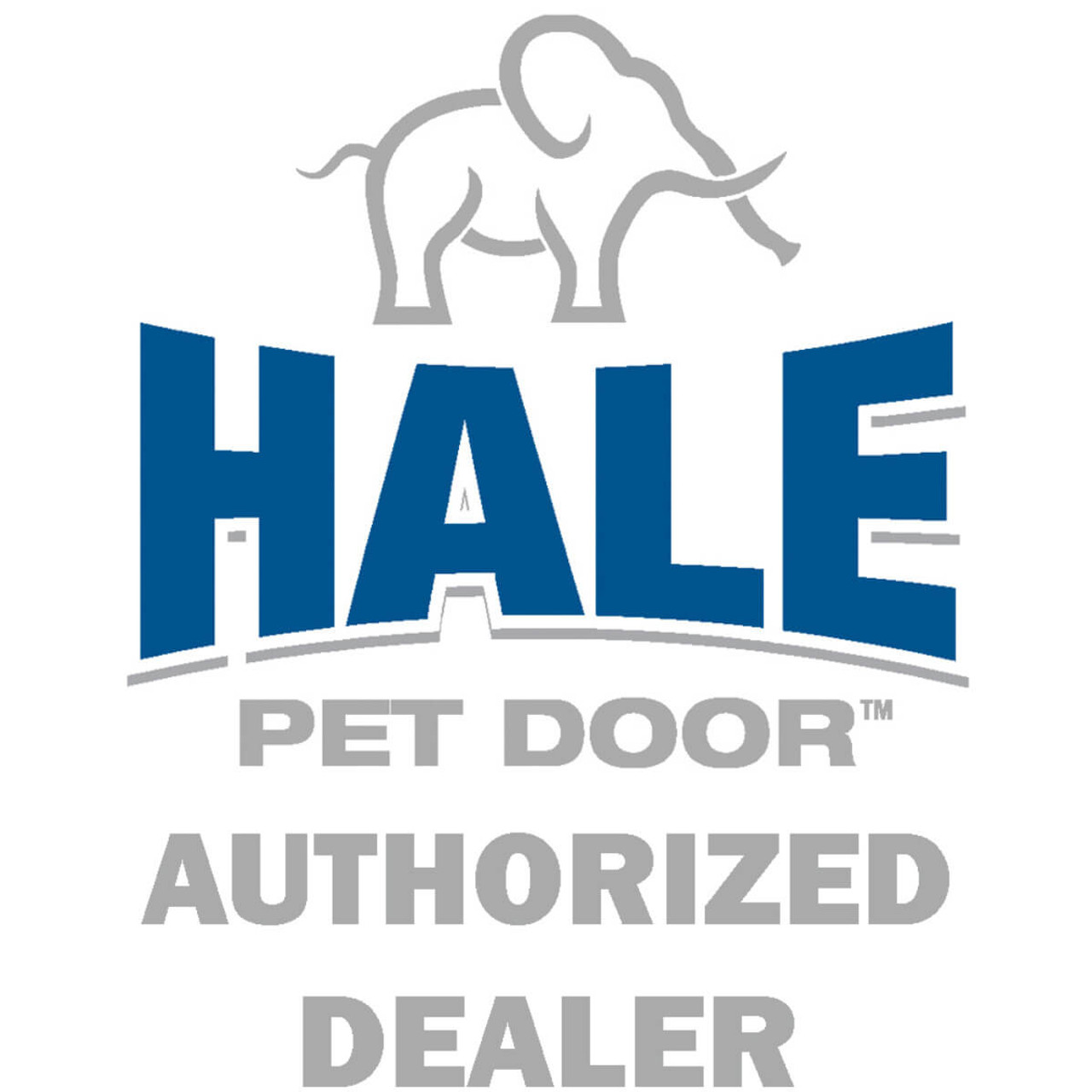 Hale Pet Doors for walls are proudly made in the USA