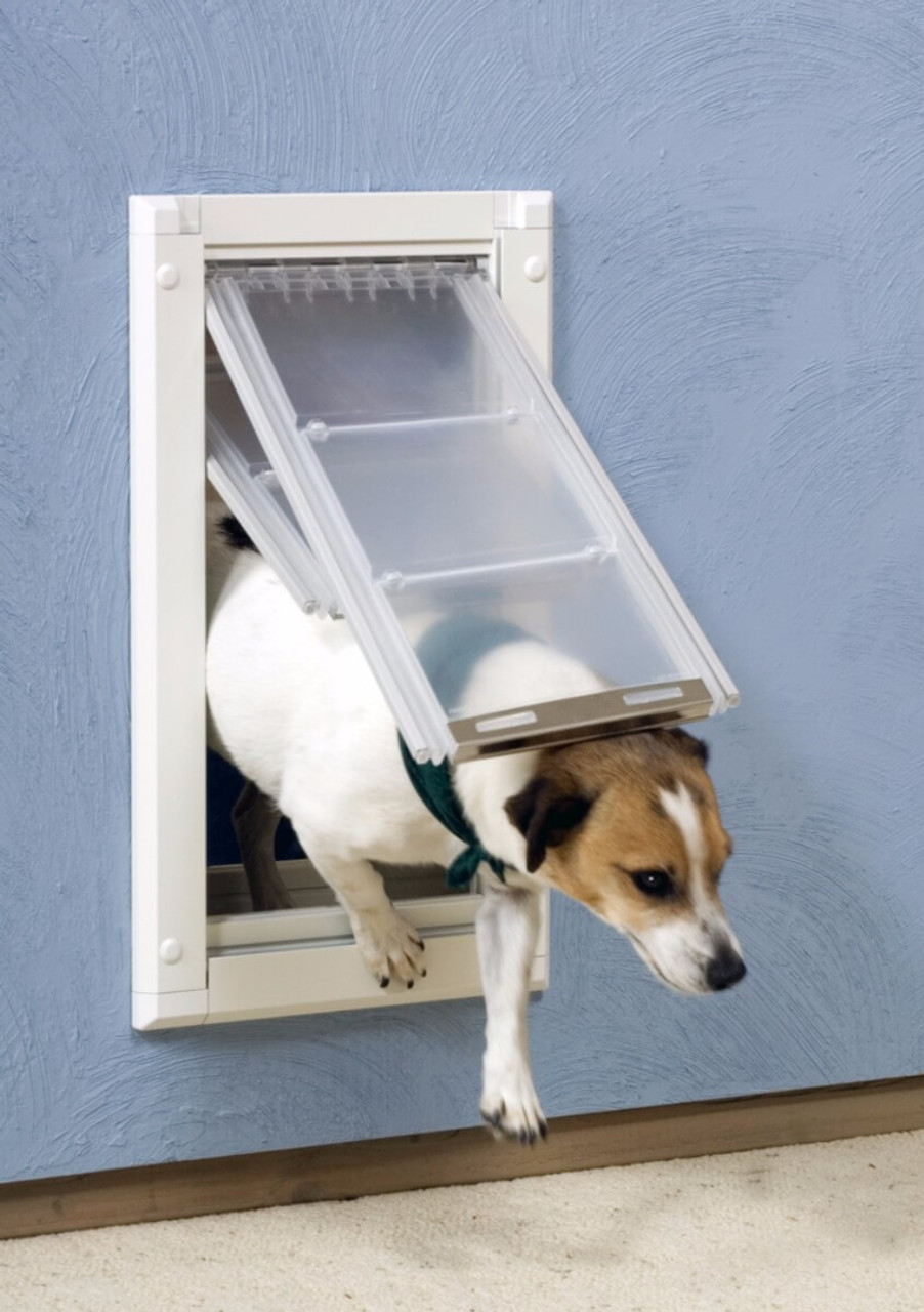 Endura Flap dog doors are extremely high quality and very durable and feature a 10 year warranty