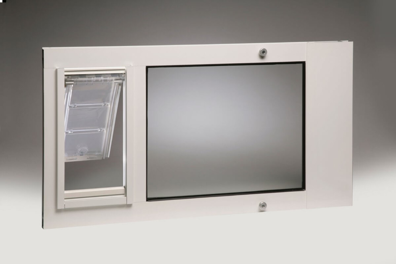 Beau Thermo Sash 3e Window Mounted Cat Doors Have Dual Pane Low E Glass And  Feature The