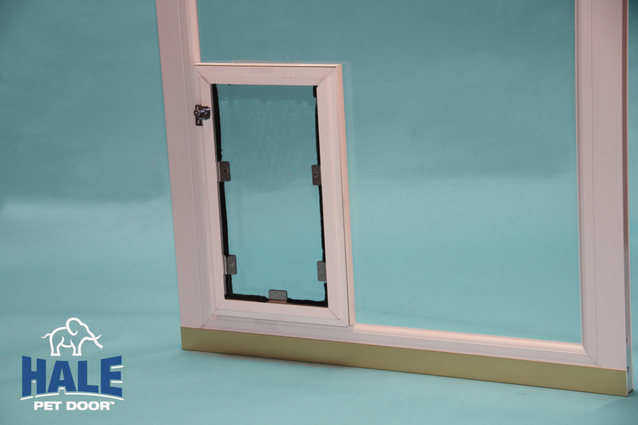 In glass hale pet door pet door store hale in glass dog doors fit in single pane windows that are 316 planetlyrics Gallery