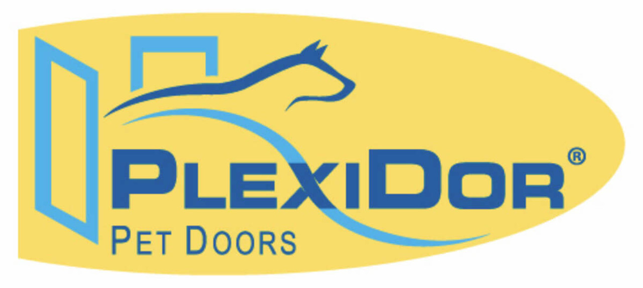 PlexiDor Wall dog doors are made in the USA with insulated plexiglas flaps in the small medium and large sizes