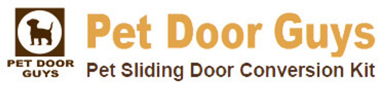 Pet Door Guys In Glass Doggy Doors are proudly made in the USA