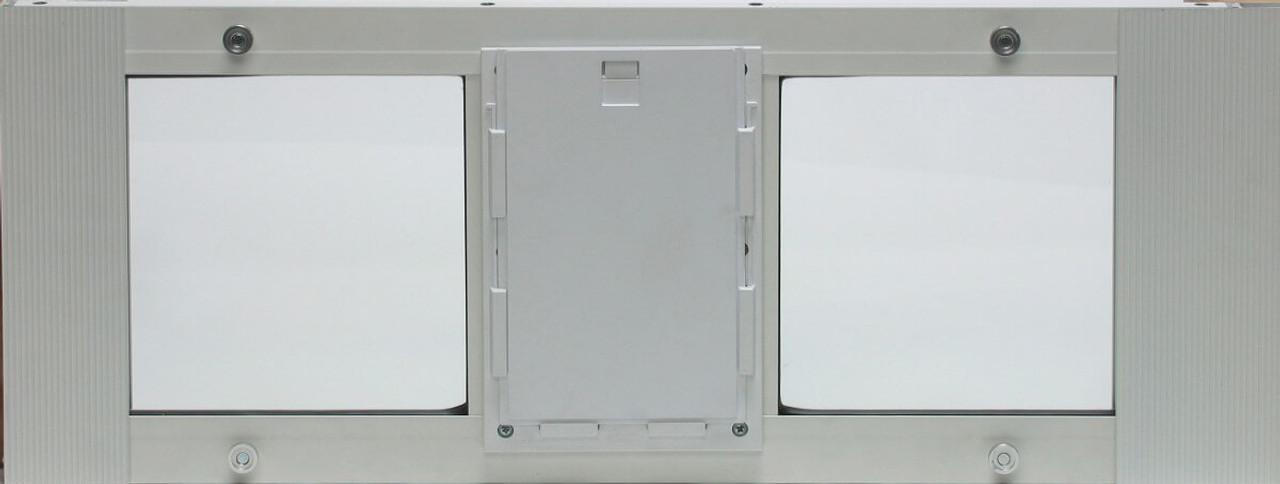 Ideal Fast Sash Window Pet Doors Have The Door In Center Of Aluminum