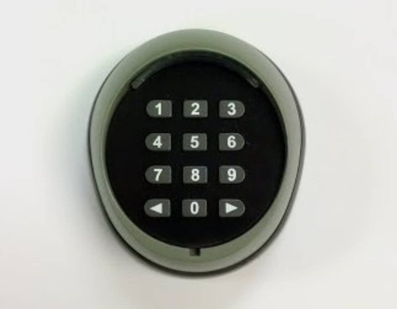 Autoslide Motorized Sliding Glass Door Opener With ILock Can Use The Key  Pad Shown To Open