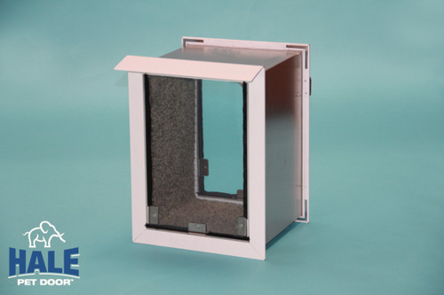 Hale Pet Doors for walls are weather tight doggy doors ... & Dog Doors for Walls - Pet Door Store