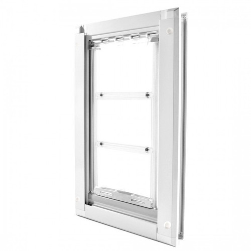 ... Endura Flap Dog Doors In The Medium Size Were With A Single Flap Tested  And Withstood ...