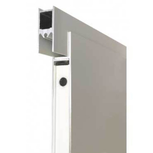 Endura Flap Thermo Panel 3e height extensions simply slide into the top of the pet door and add 3/4 inch more height