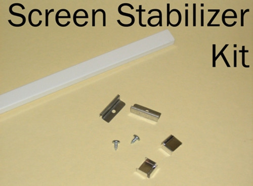 Hale Screen Stabilizer Bars Attach To The Screen Frame And To The Pet Door  To Strengthen ...