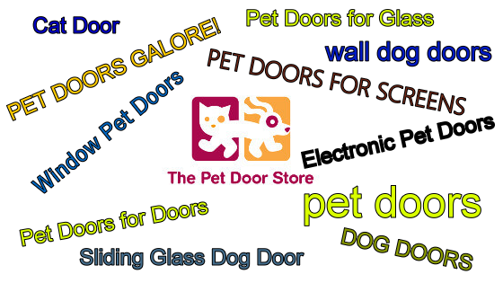 "Pet Doors ""Galore"""