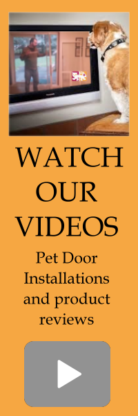 Pride Pet Door And Screen Adapter