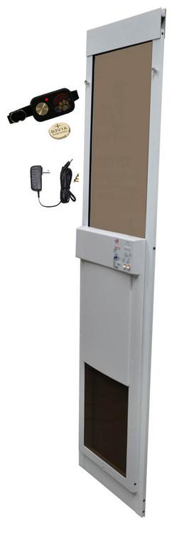 High Tech Dog Doors Electronic Doggy Door